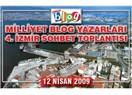 Milliyet Blog Yazarları 4. İzmir Sohbet Toplantısı