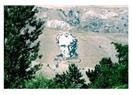 Erzincan dağlarında dev bir resim, isim!