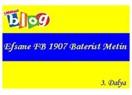 Dalya 3 - Blog 301