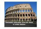 Cumhuriyet döneminde Roma'nın siyasal ve sosyal durumu