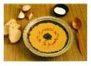 Yoğurtlu mısır çorbası
