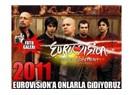 """56. Eurovision Şarkı Yarışması (Düsseldorf 2011) Yüksek Sadakat """"Live It Up"""" (Hayatını Yaşa) TURKEY"""