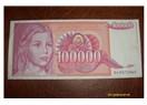 100.000 Yugoslav Dinarı
