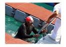 Mersin milletvekili Tüzmen, yüzmede kategorisinde birinci oldu…