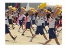 Bugün spor günüydü ilkokullarda