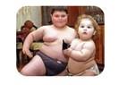 Obez çocuklar konusunda ABD ile yarışıyoruz