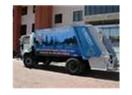 Antalya'da çöp toplama hizmetindeki sakatlık