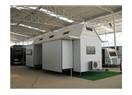 Dubleks karavan üretildi