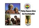 Fenerbahçe Türkiye kupasını en son yontma taş devrinde mi gördü?