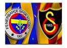 Fenerbahçe Galatasaray'dan bir gömlek üstün duruma geldi.