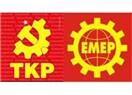 """Seçim Sonuçları : 2  """"Aşırı solun iki temsilcisi TKP ve EMEP"""""""