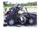 Motorsiklet kazaları...