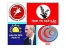 """Seçim Sonuçları : 3 """"Yeni kurulan ve ilk kez seçime katılan partiler"""""""