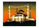 Yine aylardan Ramazan