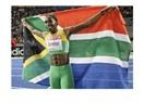 Güney Afrikalı atlet Caster Semenya erkek mi, kadın mı yoksa ER-DIN mı?