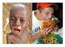 Dünyada açlık