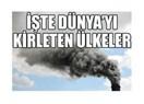 Dünyayı en fazla kim kirletiyor?