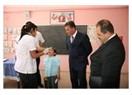 Toros'larda ilköğretim öğrencileri diş taramasından geçiriliyor...