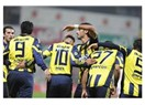Fenerbahçe için ikinci yarıya hazırlık maçı; ama 4-3 yenilgi...