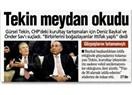 CHP'deki gümbürtünün ayak sesleri!..
