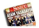 Sözcü'nün 10 Kasım Manşeti; Altınçağ'a Dönüş Hikayesi