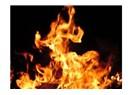 Ateşle imtihan