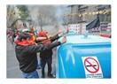Bu yapılanlar protesto mu? Toplum düzenini bozmak mı?