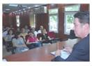"""Mersin Su ve Kanalizasyon İdaresinde (MESKİ) """"Etkili İletişim ve Beden Dili"""" seminerleri"""