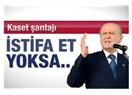 Seks kasetleri MHP'nin oylarını artıracaktır