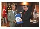 Hollanda Büyükelçisi Kurpershoek'ten Başkan Özcan'a ziyaret...