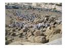 Arafat'ta Müslümanlar zikir yarışı yapıyorlar