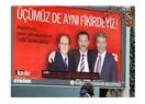 Baykal, Bahceli ve Erdoğan`ı karşılıklı kadeh kaldırmış halleriyle de görmek istiyorum!