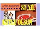 CHP, Yönetiminin, Cumhuriyet'in 87.Yılı Resepsiyonunu protesto etmeye hakları yoktur (1.Bölüm)