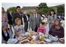 Burdur Valisi Tapsız, şehit ailelerine ve gazilere iftar yemeği verdi