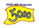 MB'de 5000 blogcu