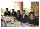 AK Parti Mersin Teşkilatı, basınla kaynaştı...