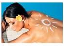 Güneş Yanıklarına karşı pratik tedavi yolları...