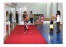 Toroslar'dan yaz dönemi jimnastik kursu