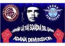 Adana Demirspor taraftarı sınıfta kaldı