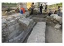 Soli Pompeiopolis Antik Liman Kenti kazı çalışmaları devam ediyor…