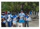 Kalbim Labadee plajında kaldı Haiti