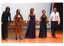 Mersin Üniversitesi Şan Bölümü öğrencilerinden coşkulu mezuniyet resitali...
