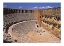 Sanat Hazineleri (Aspendos-Belkıs Harabeleri)