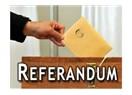 Referandum üzerine…