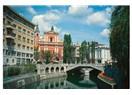 Slovenya'dan Avusturya'ya: Ljubljana-Maribor-Graz