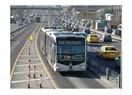 Metrobüslere zam yapacağımıza bisiklet yolları yapalım.