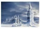 Havalı Ülke İngiltere'de kara kış yaşanırsa…