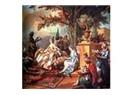 Haremde Goethe okuyan kadın