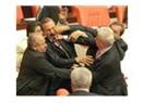 Gazete manşetlerinde meclis tartışması
