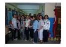 Yerkesik İlköğretim okulu öğrencileri yılsonu sergisini açtılar